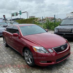 Lexus GS 2006 430 Red   Cars for sale in Lagos State, Lekki