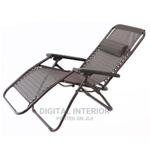 Folding Camp Bed Chair   Camping Gear for sale in Lagos State, Lekki