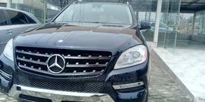 Mercedes-Benz M Class 2012 ML 350 BlueTEC 4Matic Blue | Cars for sale in Lagos State, Lekki