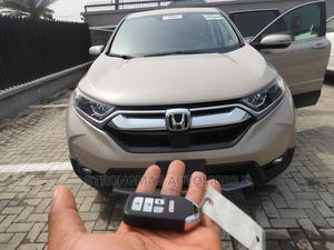 New Honda CR-V 2017 Beige | Cars for sale in Lagos State, Ajah