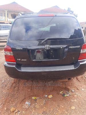 Toyota Highlander 2006 V6 Black   Cars for sale in Osun State, Ilesa