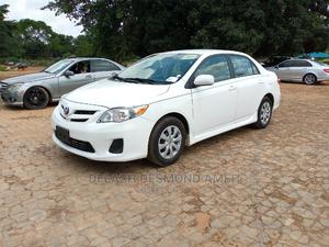 Toyota Corolla 2011 White | Cars for sale in Abuja (FCT) State, Lokogoma
