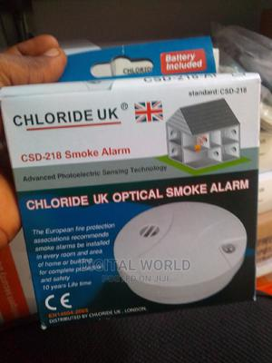 Wireless Chloride Uk Smoke Detector | Safetywear & Equipment for sale in Lagos State, Ikeja