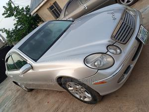 Mercedes-Benz E320 2004 Silver | Cars for sale in Ondo State, Akure