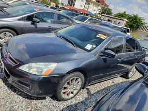 Honda Accord 2005 Sedan LX V6 Automatic Gray | Cars for sale in Abuja (FCT) State, Gwarinpa