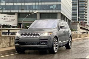 Land Rover Range Rover 2016 Gray | Cars for sale in Abuja (FCT) State, Garki 2