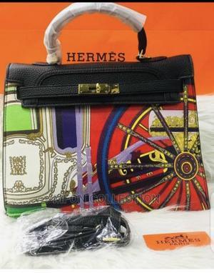Trendy High Quality Ladies Black Hermes Handbag | Bags for sale in Lagos State, Ikeja