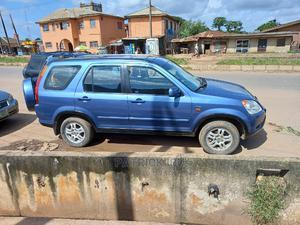 Honda CR-V 2005 Blue | Cars for sale in Ogun State, Ado-Odo/Ota