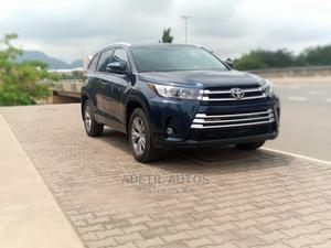 Toyota Highlander 2014 Blue | Cars for sale in Abuja (FCT) State, Garki 2