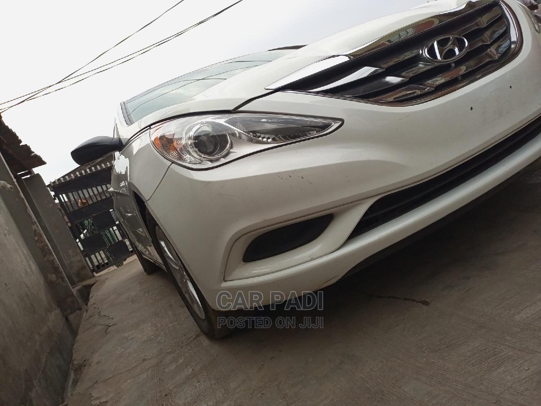 Archive: Hyundai Sonata 2013 White