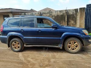 Lexus GX 2003 470 Blue | Cars for sale in Ogun State, Ado-Odo/Ota