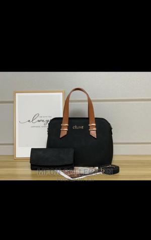 Quality Celine Ladies Black Handbag | Bags for sale in Lagos State, Ikeja