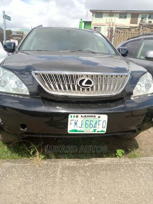 Lexus RX 2005 330 Black | Cars for sale in Lagos State, Abule Egba