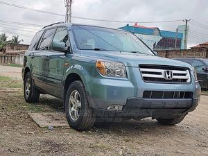 Honda Pilot 2007 EX 4x4 (3.5L 6cyl 5A) Blue | Cars for sale in Lagos State, Abule Egba
