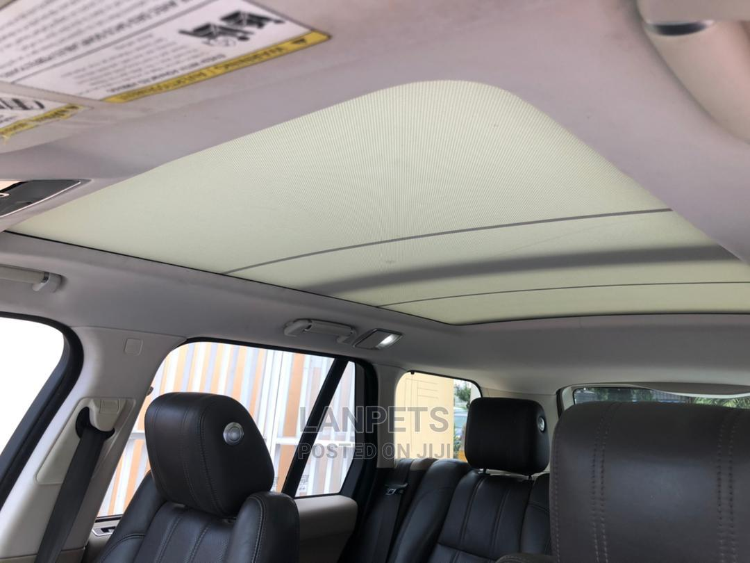 Land Rover Range Rover 2014 Gold   Cars for sale in Ikeja, Lagos State, Nigeria