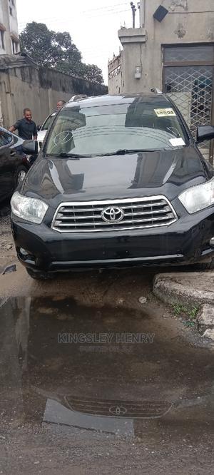 Toyota Highlander 2009 Limited Black   Cars for sale in Rivers State, Port-Harcourt