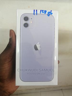 New Apple iPhone 11 128 GB Purple   Mobile Phones for sale in Abuja (FCT) State, Wuse 2