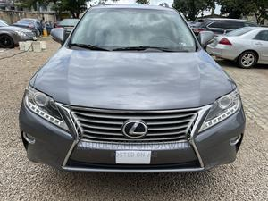 Lexus RX 2014 350 AWD Gray | Cars for sale in Abuja (FCT) State, Wuse 2