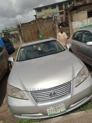 Lexus ES 2008 350 Silver | Cars for sale in Lagos State, Abule Egba
