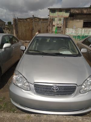 Toyota Corolla 2005 LE Silver | Cars for sale in Lagos State, Abule Egba