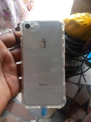 Apple iPhone 7 32 GB Silver   Mobile Phones for sale in Lagos State, Ojo