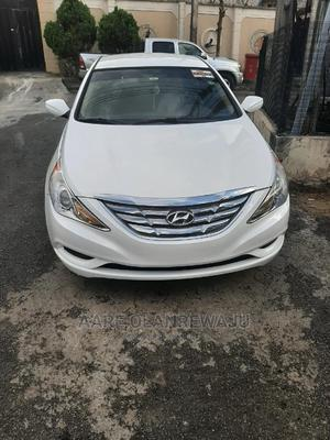 Hyundai Sonata 2011 White | Cars for sale in Lagos State, Magodo
