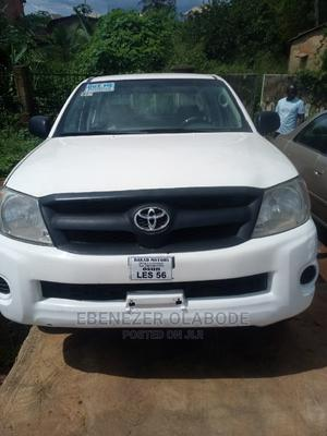 Toyota Hilux 2010 White | Cars for sale in Osun State, Ilesa