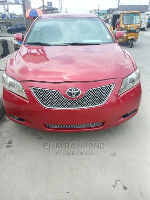 Toyota Camry 2008 2.4 LE Red   Cars for sale in Lagos State, Ajah