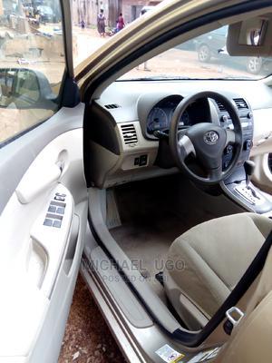 Toyota Corolla 2010 Gold | Cars for sale in Enugu State, Enugu