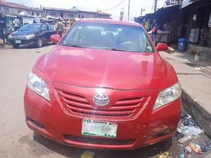 Toyota Camry 2007 Red | Cars for sale in Lagos State, Agege