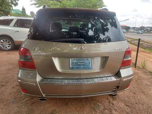 Mercedes-Benz GLK-Class 2010 Gold | Cars for sale in Abuja (FCT) State, Asokoro