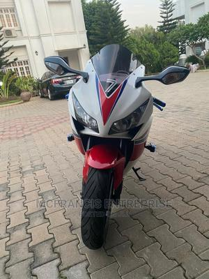 Honda CBR 2017 White | Motorcycles & Scooters for sale in Abuja (FCT) State, Wuye