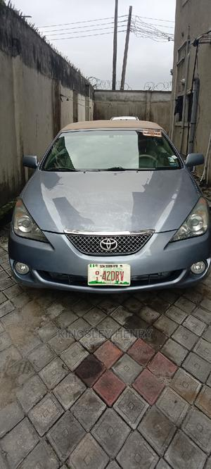 Toyota Solara 2005 3.3 Coupe Blue | Cars for sale in Rivers State, Port-Harcourt