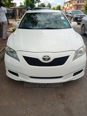 Toyota Camry 2008 2.4 SE Automatic White | Cars for sale in Lagos State, Ikeja