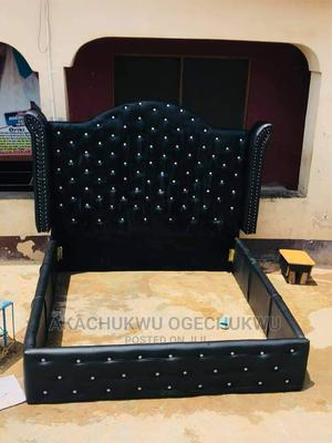 Classic Bed Frame | Furniture for sale in Lagos State, Ilupeju