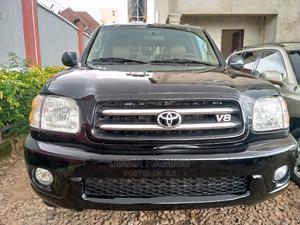 Toyota Sequoia 2002 Black   Cars for sale in Kaduna State, Kaduna / Kaduna State
