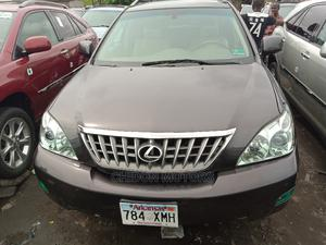 Lexus RX 2008 Gray   Cars for sale in Lagos State, Apapa