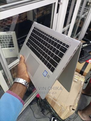 Laptop HP EliteBook X360 1030 G2 8GB Intel Core I7 SSD 256GB | Laptops & Computers for sale in Lagos State, Ikeja