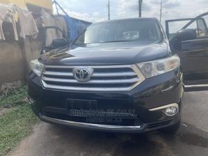 Toyota Highlander 2013 Limited 3.5l 4WD Black | Cars for sale in Abuja (FCT) State, Garki 2