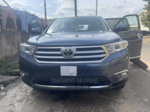 Toyota Highlander 2011 Limited Blue | Cars for sale in Abuja (FCT) State, Garki 2