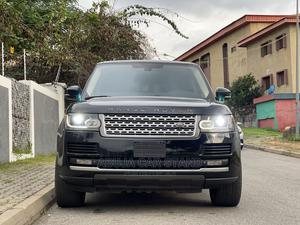 Land Rover Range Rover Vogue 2013 Black | Cars for sale in Abuja (FCT) State, Asokoro