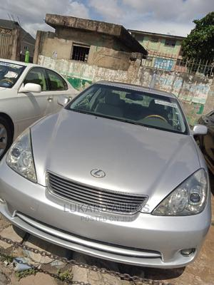 Lexus ES 2006 350 Silver | Cars for sale in Lagos State, Abule Egba