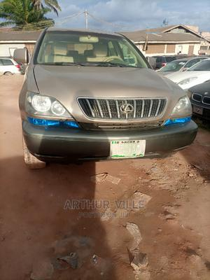 Lexus RX 2000 Gold   Cars for sale in Lagos State, Alimosho