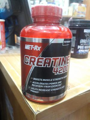 Creatine 4200 | Vitamins & Supplements for sale in Lagos State, Surulere
