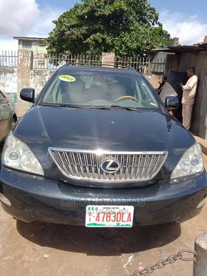 Lexus RX 2005 330 Green | Cars for sale in Lagos State, Abule Egba