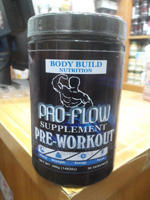 Pro-Flow Supplement Pre-Workout | Vitamins & Supplements for sale in Lagos State, Surulere