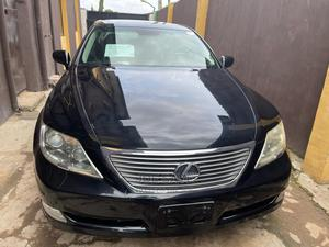 Lexus LS 2009 Black | Cars for sale in Lagos State, Ogba