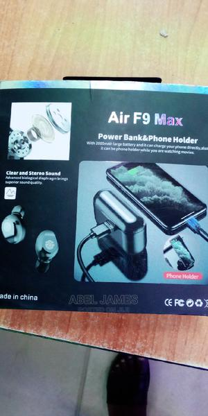 Samsung Air F9 | Headphones for sale in Abia State, Aba South