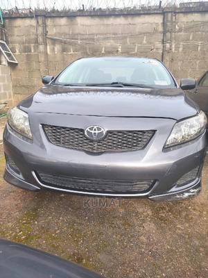 Toyota Corolla 2010 Gray   Cars for sale in Lagos State, Ojodu
