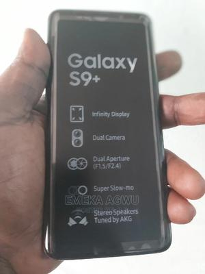 Samsung Galaxy S9 Plus 64 GB Black | Mobile Phones for sale in Rivers State, Port-Harcourt